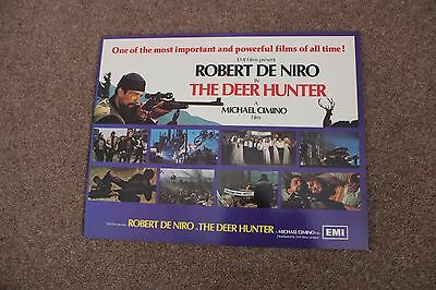 The Deer Hunter - Uk - Pressbook