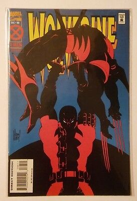 Wolverine #88 Vol. 2 (1994) - First Battle Vs Deadpool - Vf/nm