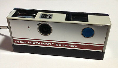 VINTAGE KODAK INSTAMATIC 92 Camera Made in England