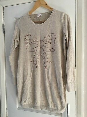 Red Herring Maternity Jumper Size 14