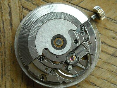 Gigandet Movement  Cal. ETA 2782 Automatic quickset date for parts.