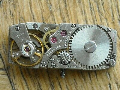 Bucherer Movement  Cal.  FHF 59-21 for parts.