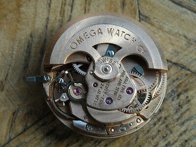 OMEGA Automatic Movement  Cal. 682 for parts.