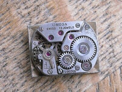 OMEGA Movement  Cal. 11.5 for parts.