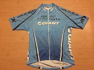 Cycling jersey giant size large