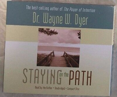CD - Dr Wayne W. Dyer - STAYING ON THE PATH
