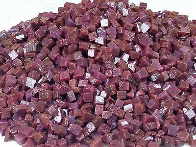 100 Ct Natural Red Ruby Rough African Loose Gemstone Lot
