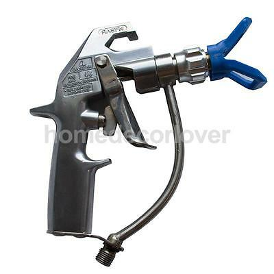 5000PSI Airless Paint Spray Gun with Tip Nozzle Guard for Wagner Pump