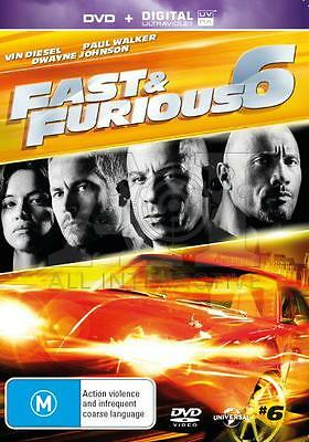 Ultraviolet code ONLY- SD- Fast & Furious 6