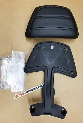 Ducati Diavel Small Black Backrest Comfort Kit  # 96780021A