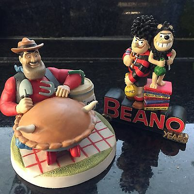 The Beano Dandy Collection Two Figures