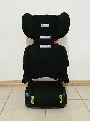 Booster Car Seat Child Infasecure Foldaway