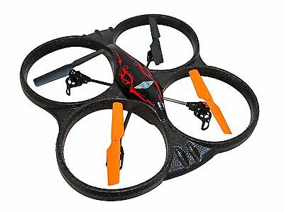 Flying Gadgets X-Drone (RC) Remote Controlled Quadcopter with 360 Degree Flip