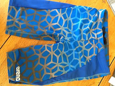 Arena Polycarbonite II Swimming Jammers Trunks Boys 6 7 8 RRP £20