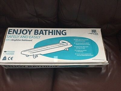 Kingfisher Bath board , Bath / Shower Seat