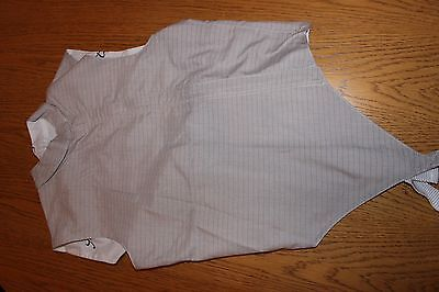 """New right hand Artos foil lame Euro 46(35-36"""" chest) Sheffield Fencing Supplies"""