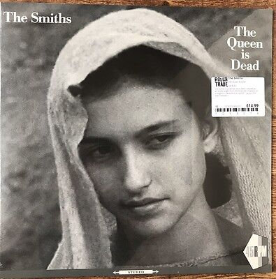 "The Smiths - Queen Is Dead 12"" Single RARE 31st Anniversary Vinyl"