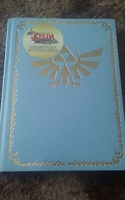 The Legend Of Zelda The Windwaker HD Collector's Edition Guide New & Sealed