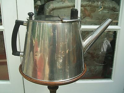 Burshaw Ashley 8 Pint Commercial Teapot In Excellent Condition.Integral Strainer