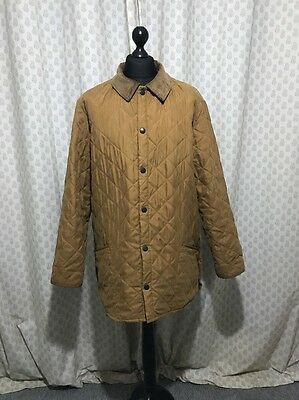 Barbour NEW CLASSIC ESKDALE Quilted Jacket Coat Men's XL