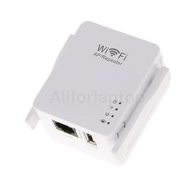 300 Mbps 2 Antennen Router Wireless Wifi WLAN Adapter mit Ethernet Kabel