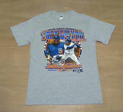 San Diego Padres - Youth XL / Adult S - Vintage 90's MLB Baseball T-Shirt - New