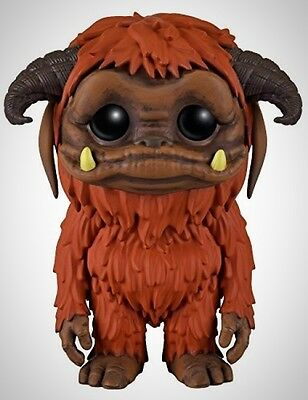 Funko POP Movies: Labyrinth - Ludo Action Figure 6'
