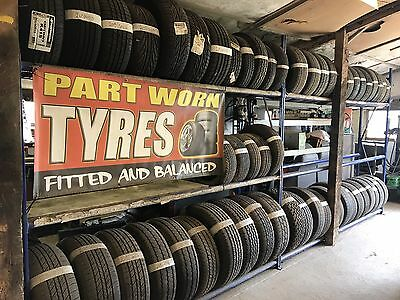 Tyre machine, Job Lot Of Tyres Plus Extras - Business Opportunity