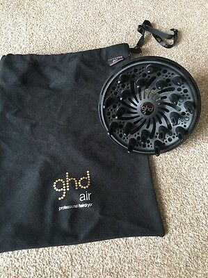 Brand New GHD Air Diffuser Hairdryer Attachment