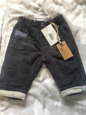 Baby Boy Timberland Trousers NWT 3 Months