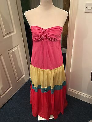 DKNY Ladies Beautiful Maxi Summer Dress Size S