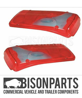 *FITS RENAULT PREMIUM REAR TAIL LAMP LENS only RH OR LH BP90-111 2006-2013