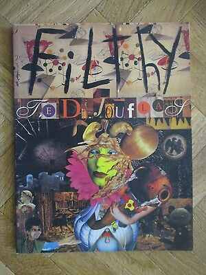 Filthy Ted Jouflas Fantagraphics Very Fine   (C23)