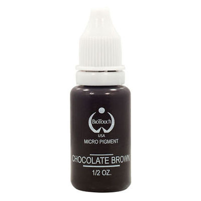 GENUINE Biotouch CHOCOLATE Pigment for Permanent Makeup Not China!!!!