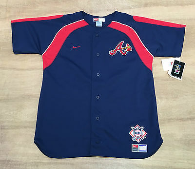 Atlanta Braves - Youth L - Jeff Francoeur - MLB Baseball Jersey - New & Tags