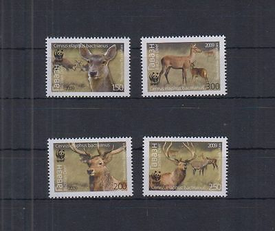 5W Tajikistan - MNH - Nature - Animals - WWF