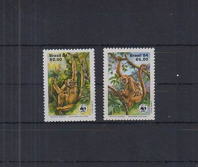 6W Brazil - MNH - Nature - Animals - WWF