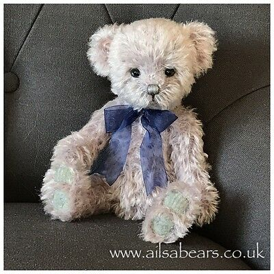 Artist Teddy Bear By Ailsa Bears