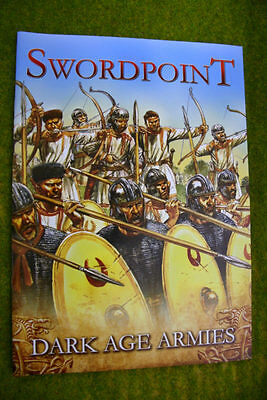 Swordpoint – Dark Age Armies Wargames Rules Supplement