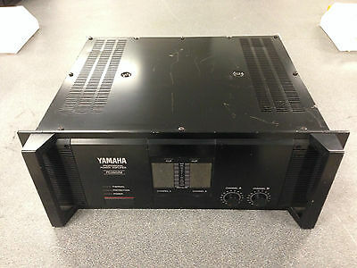 Yamaha PC2602M Professional Stereo Power Amplifier