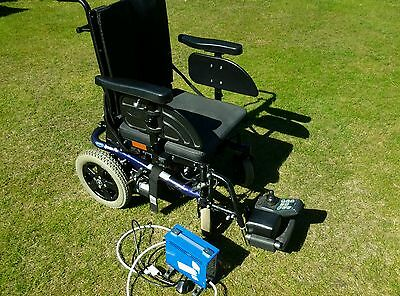 Spectra plus electric wheel chair
