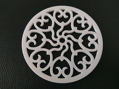 Acrylic drink coaster, square, round & fancy designs.