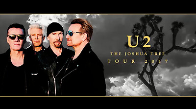 2 U2 concert tickets with the Lumineers Club Level Aisle Toronto 6/23 SOLD OUT!!