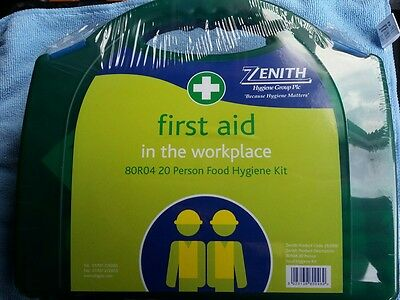 First aid kit 20 person food hygiene kit catering restaurant medical supplies