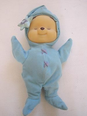Disney Mattel Soothing Star Pooh 2002 Crib Soother Glow Light Fisher Price