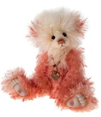 """FAIRYWISHES 14"""" Jointed Mohair - 2016 CHARLIE BEARS SJ5456 Edition of 500! NEW!"""