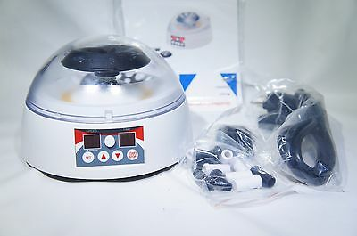 REVITEQ R70 Digital Micro Centrifuge with 2 Rotors, Variable Speed Up to (H-43)