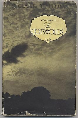 The Cotswolds- Volume 1 by Alison D Murray 1943 Hardback.