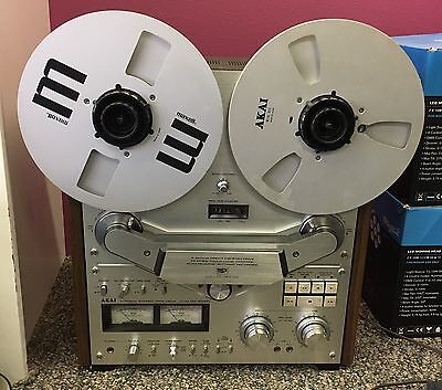 Akai  Gx-635D Stereo Tape Deck Reel-To-Reel - Tested/working Excellent !!!!