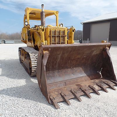1978 International 250C Crawler Track Loader Good shape!!  Video!!!